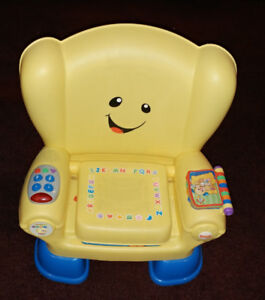 Fisher-Price Laugh & Learn Smart Stages Chair (English)/Chaise