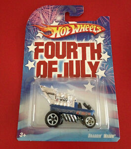 Hot Wheels Fourth of July