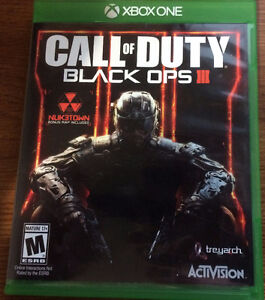 Call of Duty Black Ops 3 (Xbox One) $40