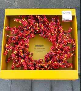 Pier one fall wreath