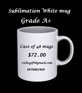 9ec47d7bab4 Blank Sublimation Mug | Kijiji in Ontario. - Buy, Sell & Save with ...