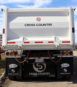 2017 CROSS COUNTRY 350RE TRIDEM END DUMP Regina Regina Area image 4
