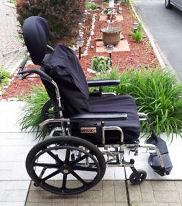 Wheelchair Supertilt