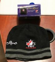 """Crown Royal / Hockey Canada """"Promo"""" Toque Light Weight"""