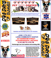 Volunteers needed for our Dawg Days of Summer 2017 event