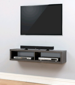 Wall mounting for t.v
