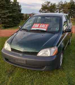 **FINAL PRICE**CLEAN SOLID LITTLE TOYOTA ECHO 5 SPEED INSPECTED