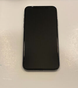 iPhone X (64gb) Space Gray