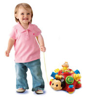 NEW: Vtech - Crazy Legs Learning Bugs