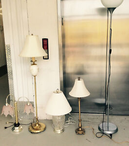 Lighting Fixtures Starting at $15 delivery available902-210-0835