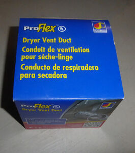 NEW in Box dryer vent duct Kitchener / Waterloo Kitchener Area image 1