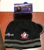 "Crown Royal / Hockey Canada ""Promo"" Toque Light Weight"