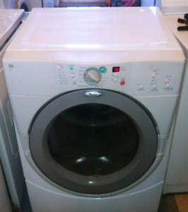 Whirlpool duet dryer works great