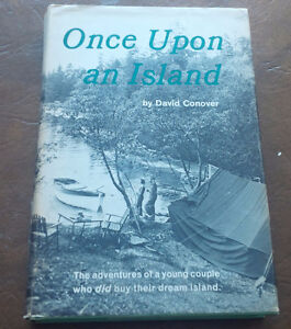 Once Upon an Island, David Conover, 1967 Kitchener / Waterloo Kitchener Area image 1