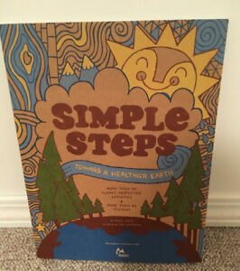 Kids Simple Steps to a Healthier Earth Book