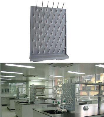 1 Pc Lab Supply Wall Desk Drying Rack 52 Pegs Educationlab Use