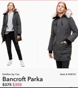 Golden by TNA Bancroft Parka (XL)