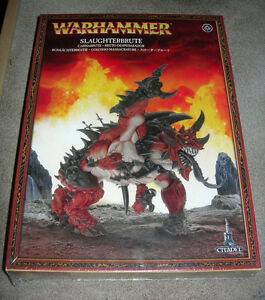 Warhammer (Age of Sigmar) Chaos Slaughterbrute - $70
