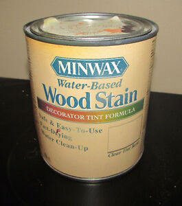 MINWAX Purple Wood Stain - Full Can