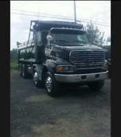 Chauffeur camion 12 roues- classe 3