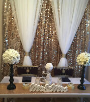 WEDDING AND EVENT DECOR