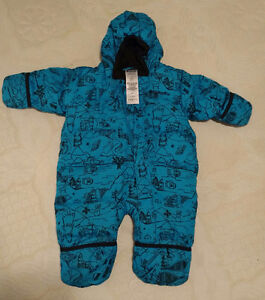 Columbia bunting suit, 12 months  $45