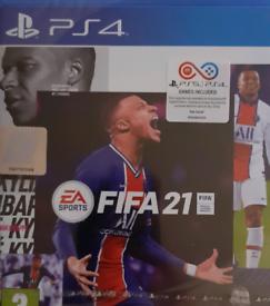 Fifa 21 PS4 Brand new