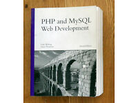PHP and MySql computer book