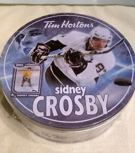 Sidney Crosby Tim Hortons Puzzle ---- NEW