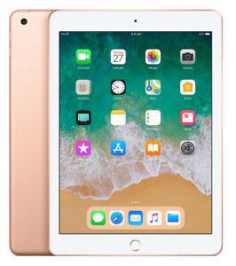 iPad 32GB 6th Generation Gold Unopened (NEW) Wifi 9.7