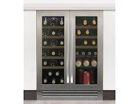 Caple Wi6228 Under Counter Wine Cooler