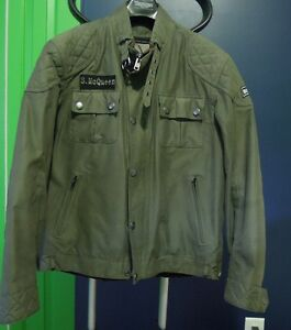 TRIUMPH MCQUEEN SIX DAY TRIAL SPECIAL EDITION JACKET SIZE 44/54