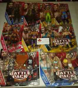 WOODSTOCK TOY SHOW SUN FEB 19TH - WWE FIGURES FOR SALE