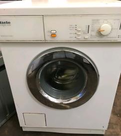 Washing machine, miele