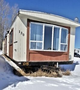 14 Wide Mobile Home - Delivery Included in Alberta