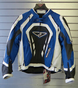 FXR Velocity Leather Jacket NEW $299