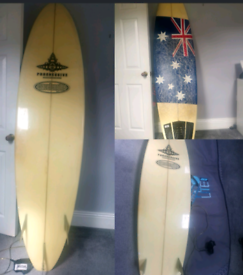 7ft Surfboard