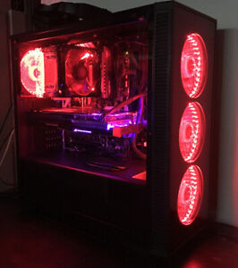 GAMING PC / i5 7400 / ASUS Z270-A / ASUS GTX 1070 TI STRIX