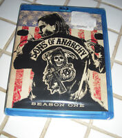 Sons of anarchy, S1, Blu-ray