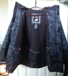 Free Country Extreme Series Winter Jacket Boys Size  Youth 10-12