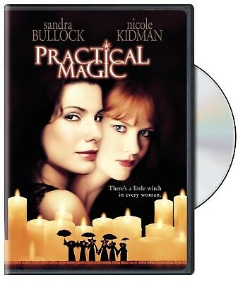 Practical Magic  Dvd  2009  Nicole Kidman Sandra Bullock New