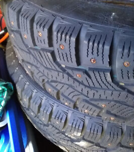 175 65 14 winter tires studded