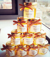 All natural honey or Tea from Niagara on the lake wedding favors