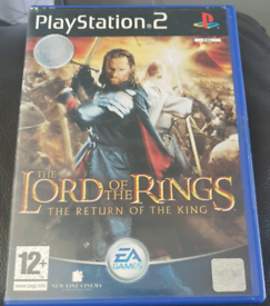 PS2 Lord of the Rings, Return of the king