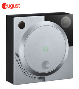Brand New Sealed August Doorbell Cam - Silver