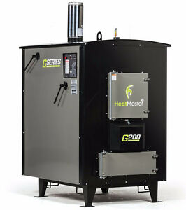 Heatmaster Outdoor Wood Boilers