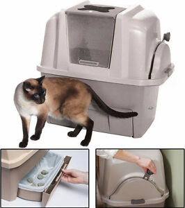 Maison de toilette pour chat Cat'it