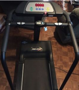 High performing treadmill, very little use.