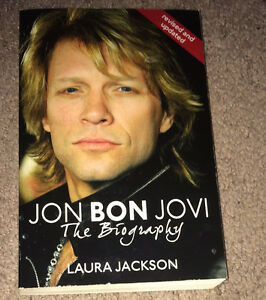 "Bon Jovi ""The Biography"" Paperback ~ Personal Copy"