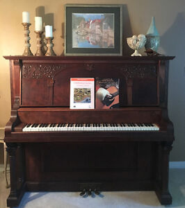 Much loved family piano MINT condition